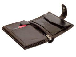 Pierre Cardin Man Leather Wallet Dark Brown-4926