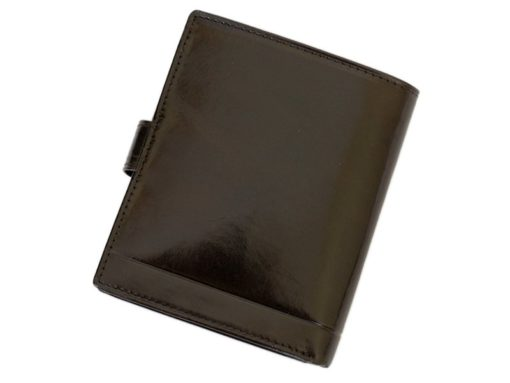 Pierre Cardin Man Leather Wallet Dark Brown-6721