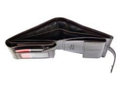 Pierre Cardin Man Leather Wallet Black-4962