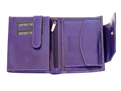 Emporio Valentini Women Purse/Wallet Medium Size Green-5898
