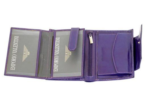 Emporio Valentini Women Purse/Wallet Medium Size Dark Red-5840