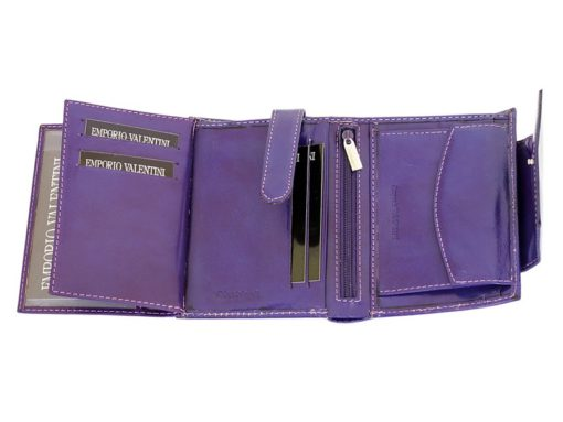 Emporio Valentini Women Purse/Wallet Medium Size Dark Red-5845