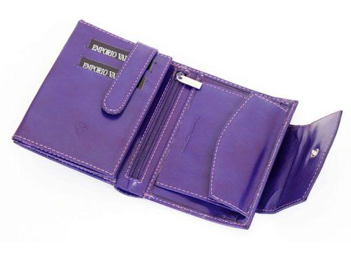 Emporio Valentini Women Purse/Wallet Medium Size Violet-5808