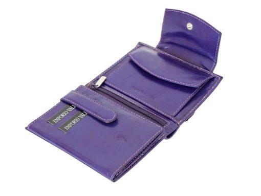 Emporio Valentini Women Purse/Wallet Medium Size Violet-5801
