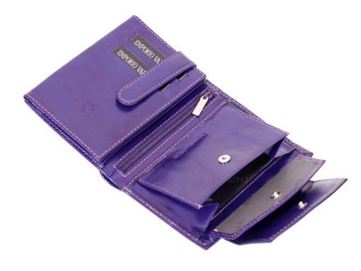 Emporio Valentini Women Purse/Wallet Medium Size Dark Red-5851