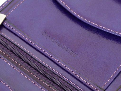 Emporio Valentini Women Purse/Wallet Medium Size Dark Red-5849
