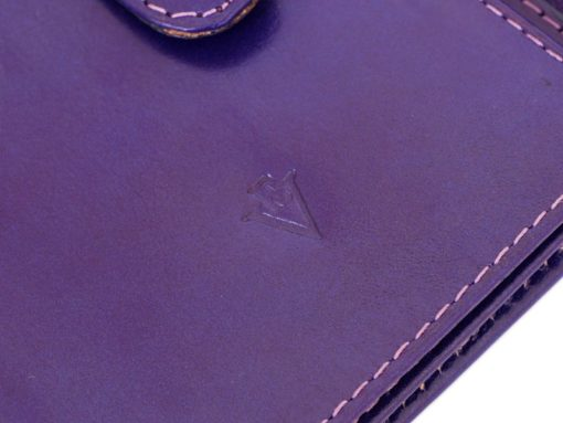 Emporio Valentini Women Purse/Wallet Medium Size Violet-5810