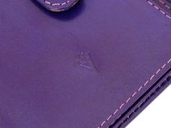 Emporio Valentini Women Purse/Wallet Medium Size Dark Red-5856