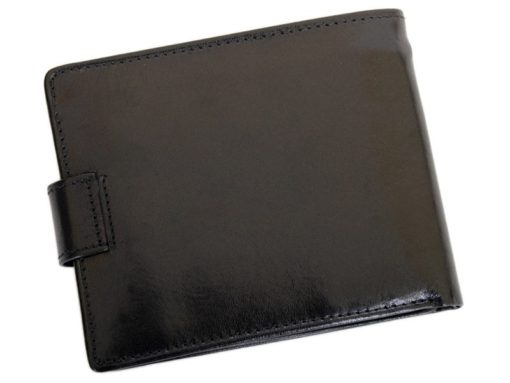 Z.Ricardo Man Leather Wallet Black-6601