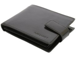 Z.Ricardo Man Leather Wallet Black-6604
