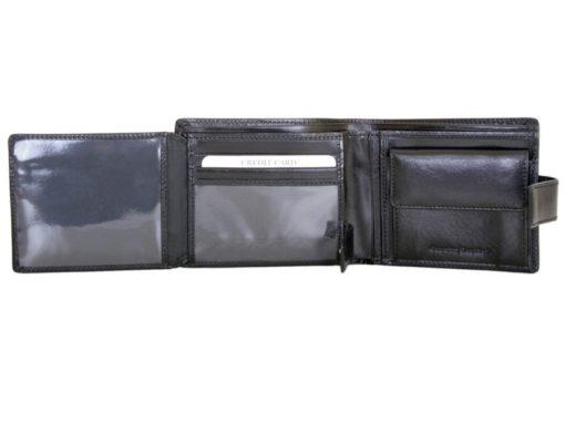 Z.Ricardo Man Leather Wallet Black-6598