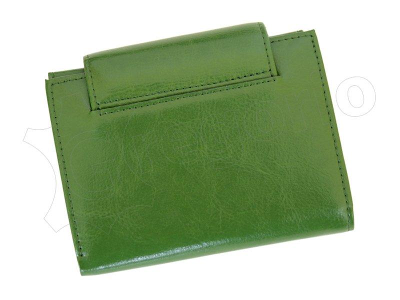 Z. Ricardo Woman Leather Wallet Green-4571