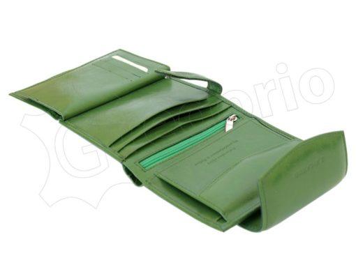 Z. Ricardo Woman Leather Wallet Green-4559