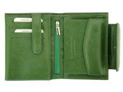 Z. Ricardo Woman Leather Wallet Green-4561