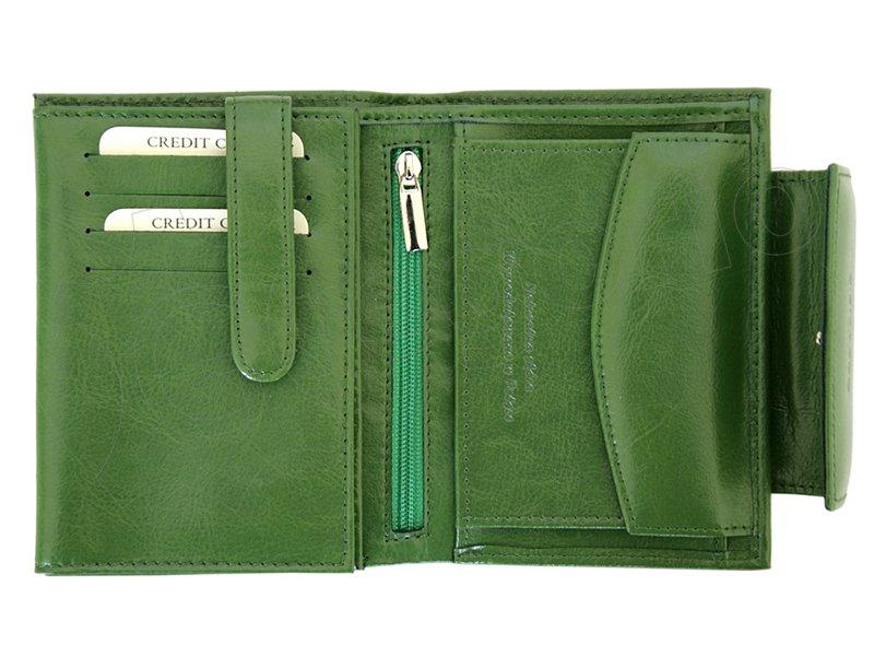 Z. Ricardo Woman Leather Wallet Red-4587