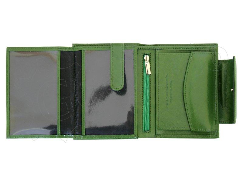 Z. Ricardo Woman Leather Wallet Green-4573