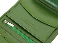 Z. Ricardo Woman Leather Wallet Green-4568