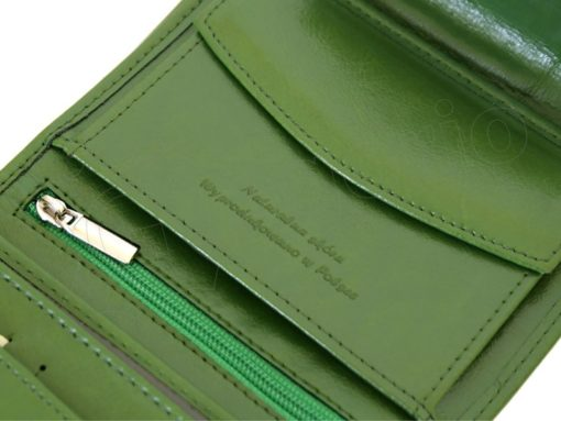 Z. Ricardo Woman Leather Wallet carmel-4646