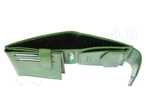 Z. Ricardo Woman Leather Wallet Green-4562