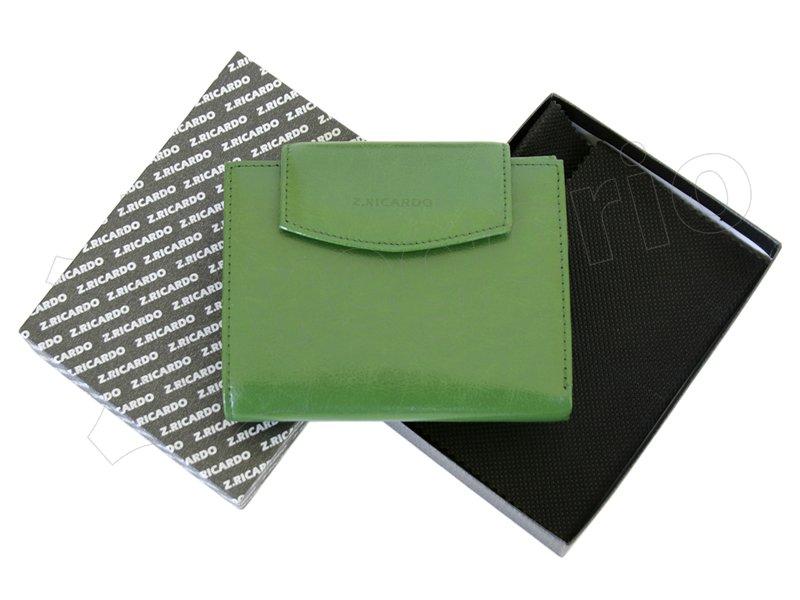 Z. Ricardo Woman Leather Wallet Red-4589