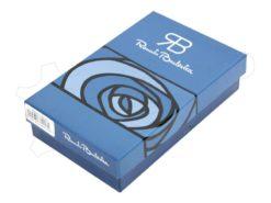 Renato Balestra Leather Women Purse/Wallet Blue Orange-5547