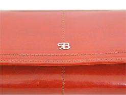 Renato Balestra Leather Women Purse/Wallet Dark Brown-5607