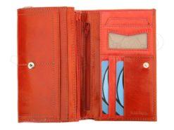 Renato Balestra Leather Women Purse/Wallet Dark Brown-5605