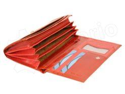 Renato Balestra Leather Women Purse/Wallet Dark Brown-5595