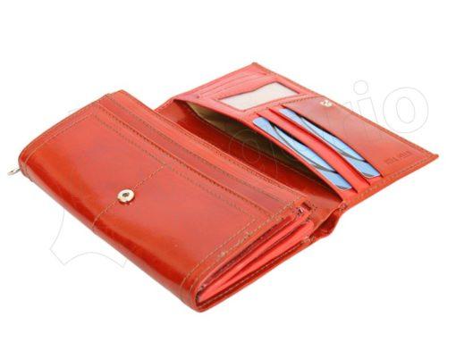 Renato Balestra Leather Women Purse/Wallet Dark Brown-5594