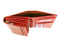 Renato Balestra Leather Women Purse/Wallet Dark Brown-5606