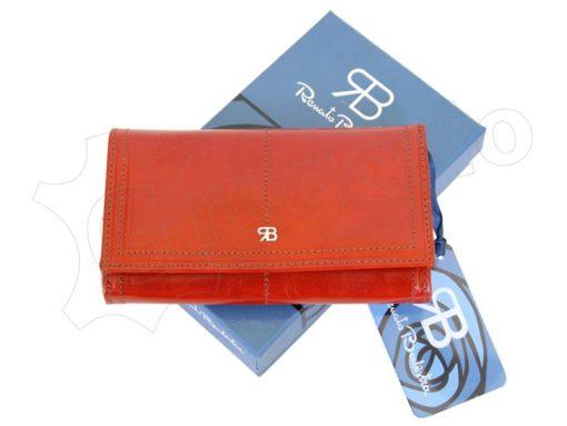 Renato Balestra Leather Women Purse/Wallet Dark Brown-5598