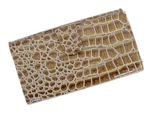 Pierre Cardin Women Leather Purse Beige-6089