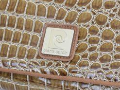 Pierre Cardin Women Leather Purse Beige-6093