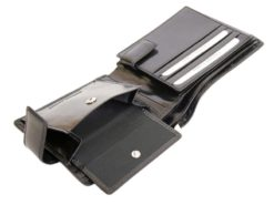 Z.Ricardo Man Leather Wallet Black-6599