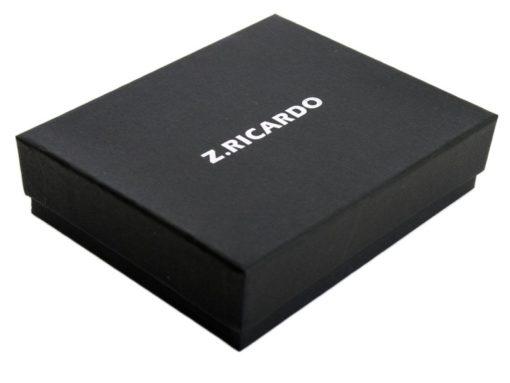 Z.Ricardo Man Leather Wallet Black-6600