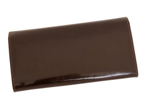 Paolo Bantacci Women Leather Wallet Black-4511