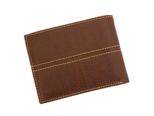 Gai Mattiolo Man Leather Wallet Brown-6485