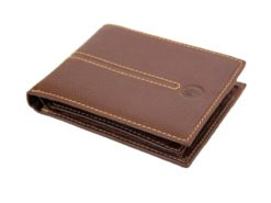 Gai Mattiolo Man Leather Wallet Brown-6480