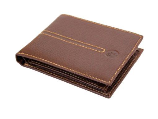 Gai Mattiolo Man Leather Wallet Black-6493