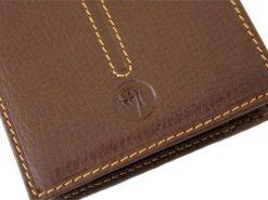Gai Mattiolo Man Leather Wallet Brown-6479