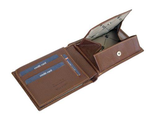 Gai Mattiolo Man Leather Wallet Brown-6476