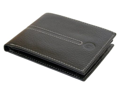 Gai Mattiolo Man Leather Wallet Brown-6427