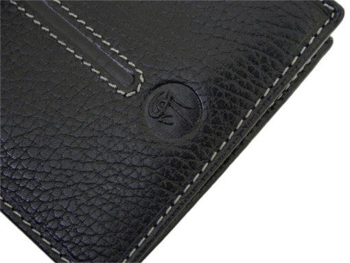 Gai Mattiolo Man Leather Wallet Green-6447