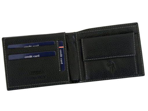 Gai Mattiolo Man Leather Wallet Red-6456