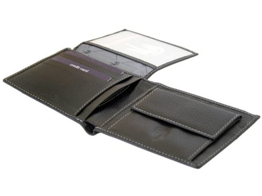 Gai Mattiolo Man Leather Wallet Green-6453