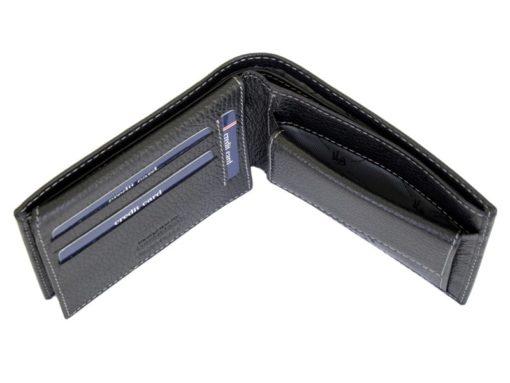 Gai Mattiolo Man Leather Wallet Green-6448