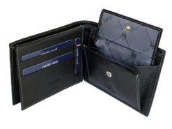 Gai Mattiolo Man Leather Wallet Green-6440