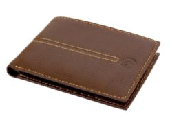 Gai Mattiolo Man Leather Wallet Orange-6581