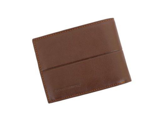 Gai Mattiolo Man Leather Wallet Yellow-6213
