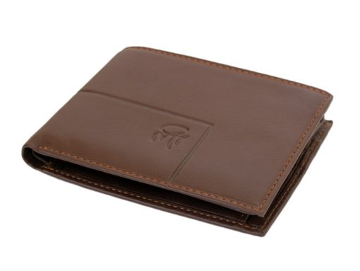 Gai Mattiolo Man Leather Wallet Green-6220